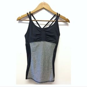 Champion | Mesh Siding Double Strap Athletic Tank